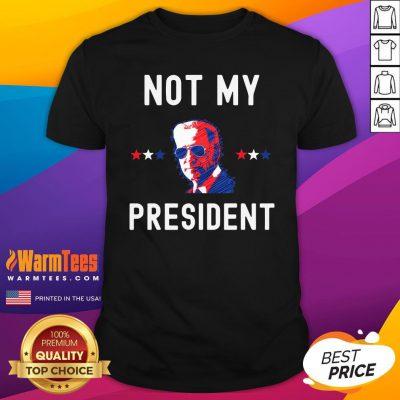Official Not My President Biden 2020 Shirt - Design By Warmtees.com