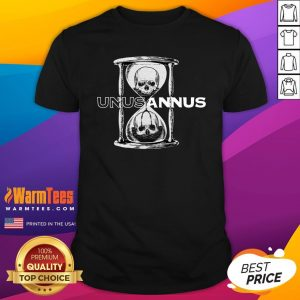 Premium Unus Annus Merch Hourglass Crewneck Shirt - Design By Warmtees.com