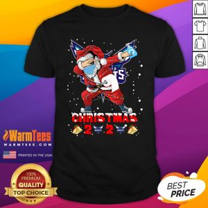 Top Charlotte Hornets Funny Santa Claus Dabbing Christmas 2020 Shirt