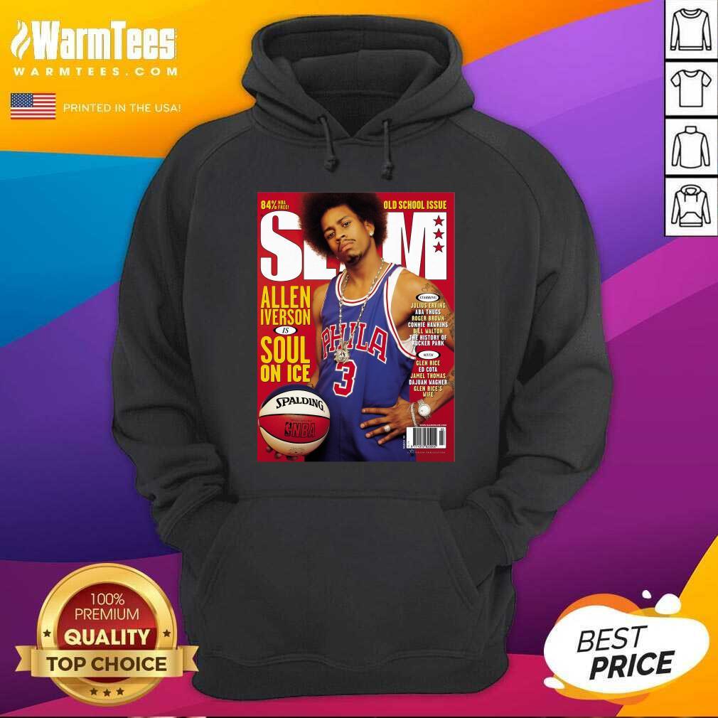 Best Slam Magazine Covers Hoodie  - Design By Warmtees.com
