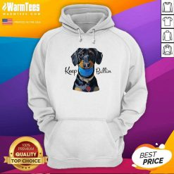 Keep Ballin Hoodie - Design By Warmtees.com