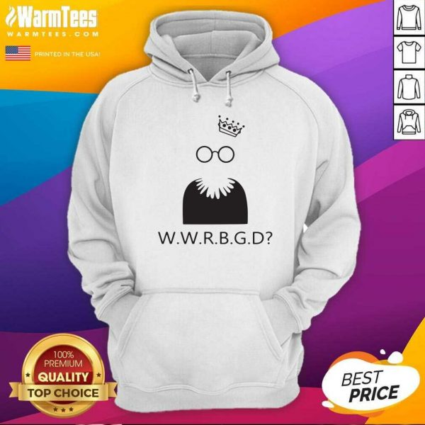 Ruth Bader Ginsburg W W R B G D Hoodie - Design By Warmtees.com