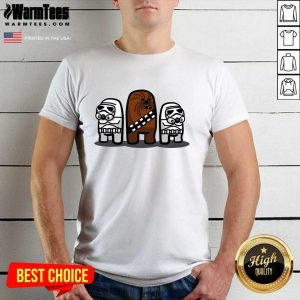 Star Wars Imposter Troopers Among Us Shirt - Design By Warmtees.com