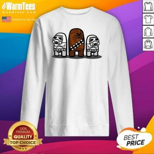 Star Wars Imposter Troopers Among Us SweatShirt - Design By Warmtees.com