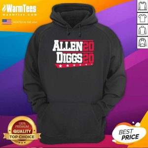 Buffalo Bills Allen Diggs 2020 Hoodie - Design By Warmtees.com