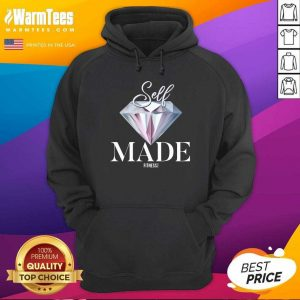Diamond Self Made Fitness Let Go Hoodie - Design By Warmtees.com