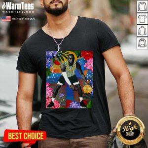 LeBron James V-neck - Design By Warmtees.com