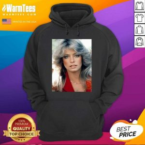 Pro Bowl Orlando Brown Jr Farrah Fawcett Hoodie - Design By Warmtees.com