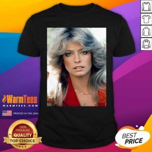 Pro Bowl Orlando Brown Jr Farrah Fawcett Shirt - Design By Warmtees.com