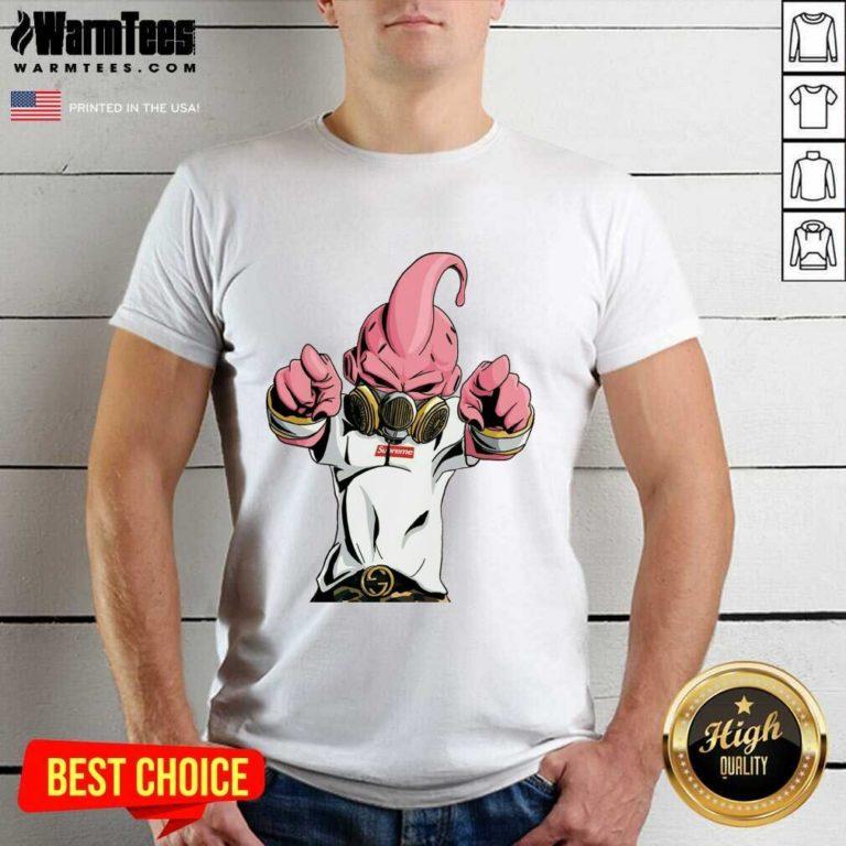Supreme Majin Buu Shirt - Design By Warmtees.com
