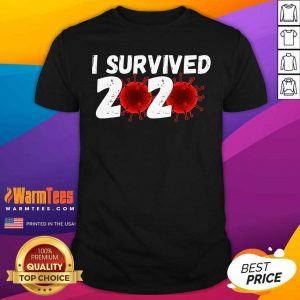 I Survived 2020 Coronavirus Shirt - Design By Warmtees.com