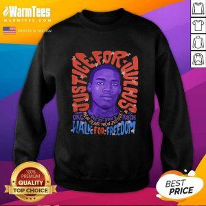 Justice For Julius Walk For Freedom SweatShirt - Design By Warmtees.com