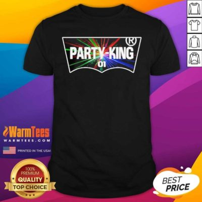 Party-King 01 Shirt - Design By Warmtees.com