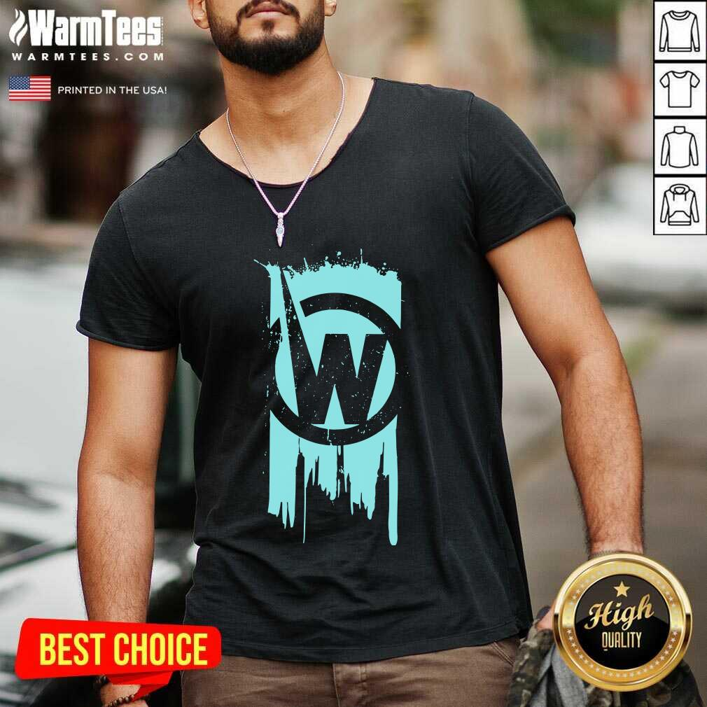 The Way Authentic Wwe Shop V-neck  - Design By Warmtees.com