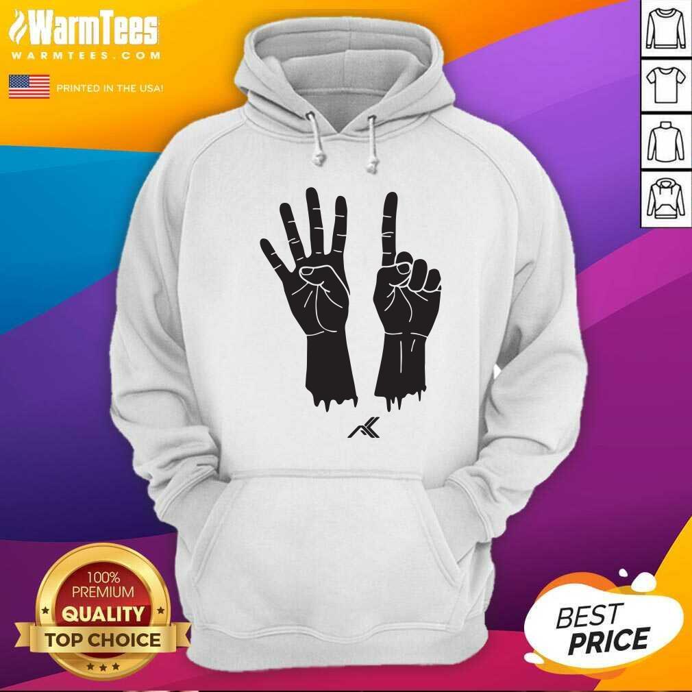 Alvin Kamara Merch Foe Wun Hoodie  - Design By Warmtees.com