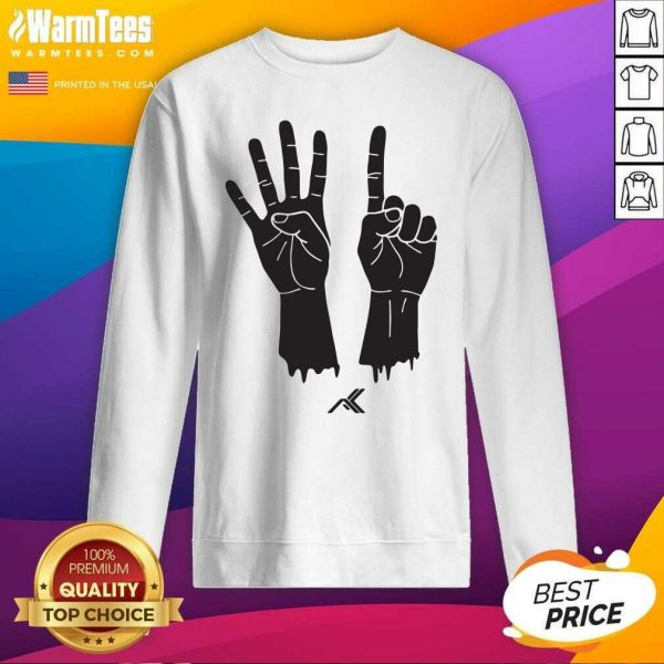 Alvin Kamara Merch Foe Wun SweatShirt - Design By Warmtees.com