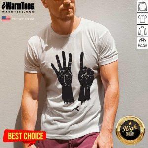 Alvin Kamara Merch Foe Wun V-neck - Design By Warmtees.com
