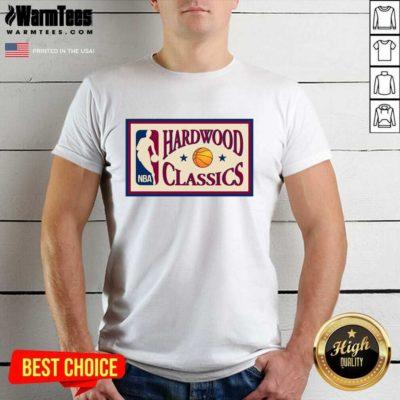 Bella Hadid Hardwood Classics Nba Shirt - Design By Warmtees.com
