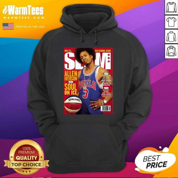 Best Slam Magazine Covers Hoodie - Design By Warmtees.com