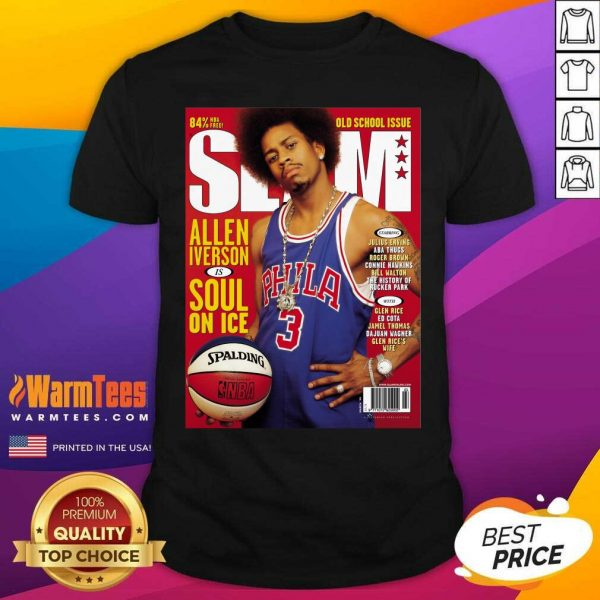 Best Slam Magazine Covers Shirt - Design By Warmtees.com