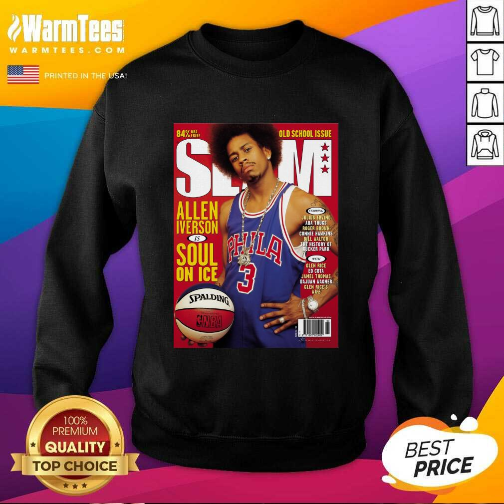 Best Slam Magazine Covers SweatShirt  - Design By Warmtees.com