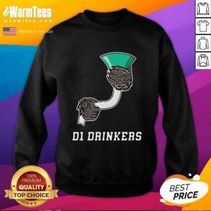 D1 Drinkers 2020 SweatShirt - Design By Warmtees.com