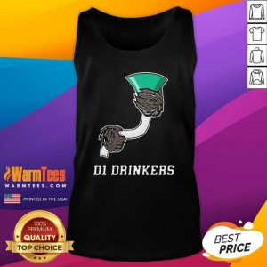D1 Drinkers 2020 Tank Top - Design By Warmtees.com
