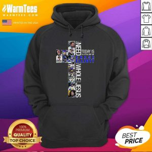All Need Today Is A Little Bit Of Chase Elliott And A Whole Lot Of Jesus Hoodie - Design By Warmtees.com