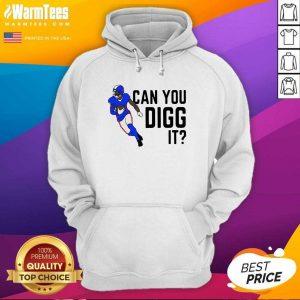 Buffalo Bills Can You Digg It Hoodie - Design By Warmtees.com