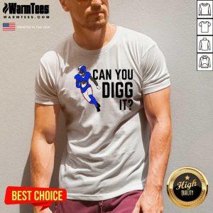 Buffalo Bills Can You Digg It V-neck - Design By Warmtees.com