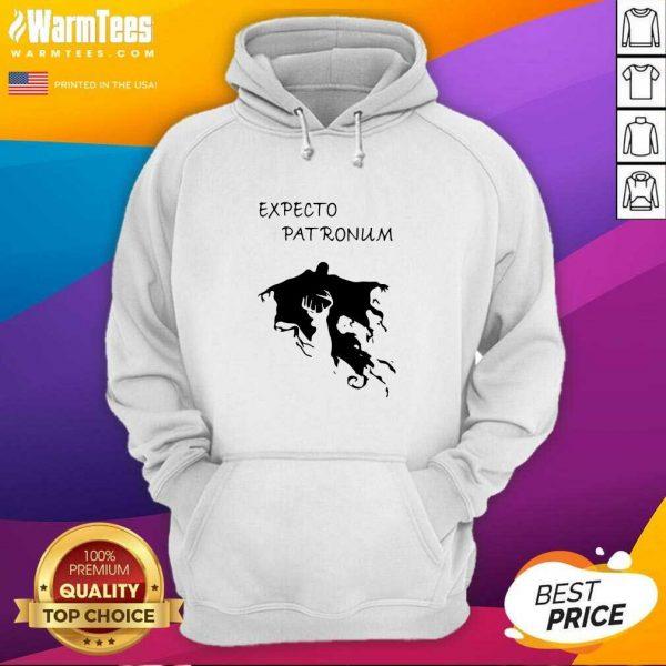 Expecto Patronum Hoodie - Design By Warmtees.com