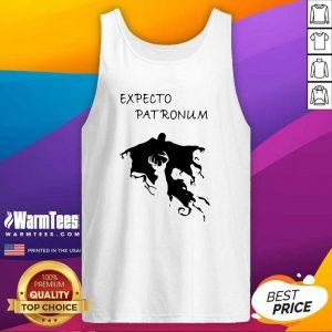 Expecto Patronum Tank Top - Design By Warmtees.com