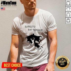 Expecto Patronum V-neck - Design By Warmtees.com