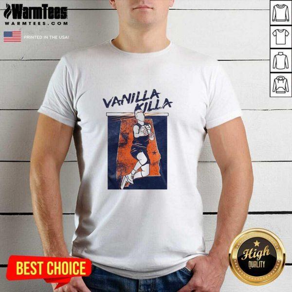 Golden Ticket Vanilla Killa Shirt - Design By Warmtees.com