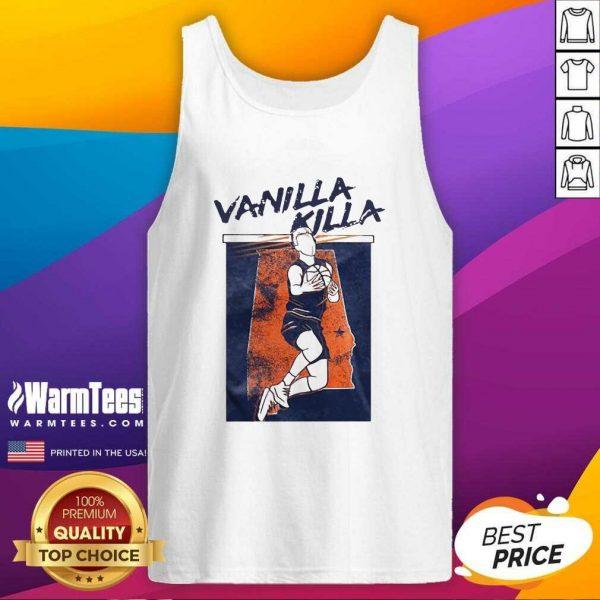 Golden Ticket Vanilla Killa Tank Top - Design By Warmtees.com