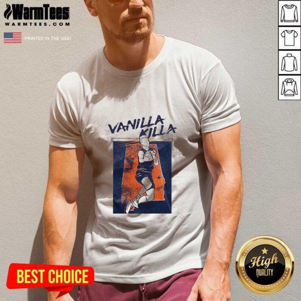 Golden Ticket Vanilla Killa V-neck - Design By Warmtees.com