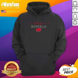Let's Go Buffalo Bills Hoodie - Design By Warmtees.com