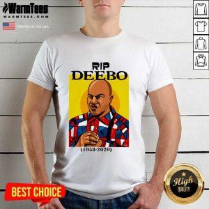 RIP Deebo 1958-2020 Shirt - Design By Warmtees.com