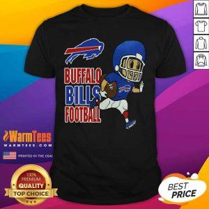 Buffalo Bills Football Shirt - Design By Warmtees.com