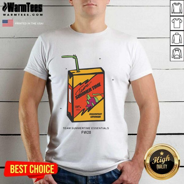 Create Supply Merch Tst Juice Box Shirt - Design By Warmtees.com
