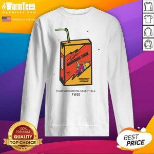 Create Supply Merch Tst Juice Box SweatShirt - Design By Warmtees.com