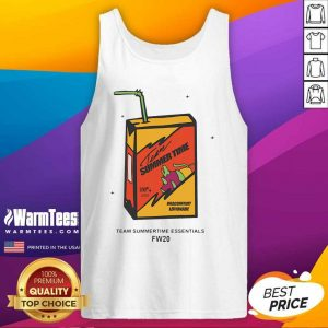 Create Supply Merch Tst Juice Box Tank Top - Design By Warmtees.com