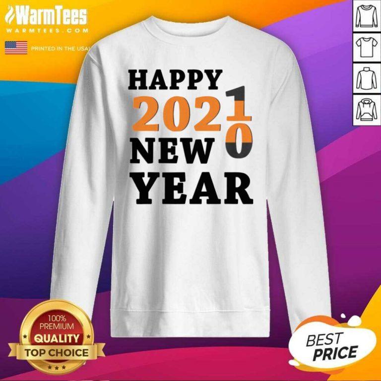 Happy New Year 2020 2021 SweatShirt - Design By Warmtees.com