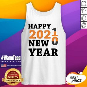 Happy New Year 2020 2021 Tank Top - Design By Warmtees.com