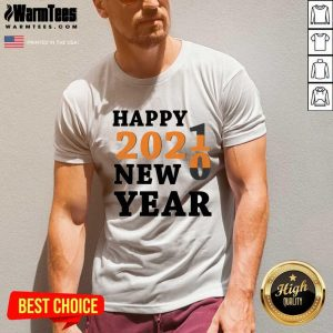 Happy New Year 2020 2021 V-neck - Design By Warmtees.com