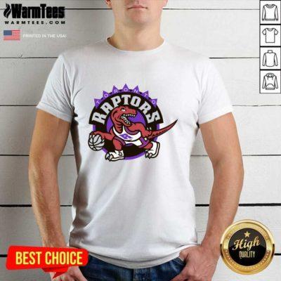 Toronto Raptors NBA Shirt - Design By Warmtees.com