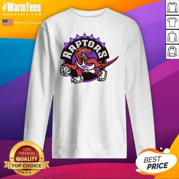 Toronto Raptors NBA SweatShirt - Design By Warmtees.com