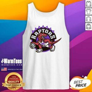 Toronto Raptors NBA Tank Top - Design By Warmtees.com