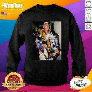 Vintage Kobe Bryant After Winning Title SweatShirt - Design By Warmtees.com