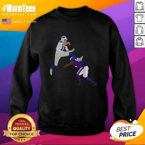 Josh Allen 2020 SweatShirt - Design By Warmtees.com